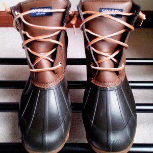 SPERRY Women's Duck Boots - BRAND NEW - NWOB